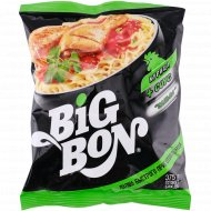 Лапша «Big Bon» курица + соус сальса 75 г.