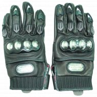 Перчатки для мотоциклистов.