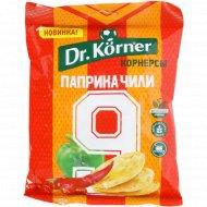 Чипсы «Dr.Korner» паприка чили, 50 г.