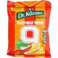 Чипсы «DrKorner» паприка чили, 50 г