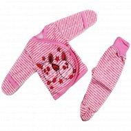 Комплект детский КЛ.330.024.0.135.006, розовый.
