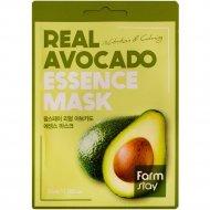 Маска тканевая для лица с экстрактом авокадо, 23 мл.