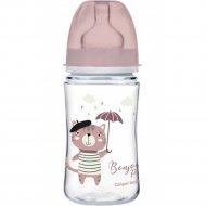 Бутылочка «Canpol babies» EasyStart, Bonjour Paris, 35/232_pin, 240 мл