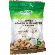 Драже арахис «Econuts» в сахарной глазури, 60 г.