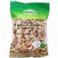 Драже арахис «Econuts» в кунжуте с медом, 60 г.