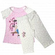 Пижама для девочки «Miss Beautiful» MB6446.