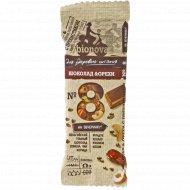 Фруктово-ореховый батончик «Бионова» с шоколадом, 35 г