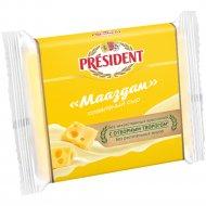 Сыр плавленый «President» «Мааздам» 40 %, 150 г.
