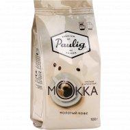 Кофе «Paulig Mokka» молотый жареный, 100 г.