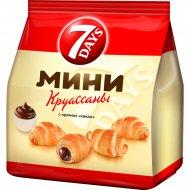 Мини круассаны «7 Days» с кремом «какао» 200 г