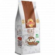 Смесь для выпечки «Аладушкин» кекс молочный шоколадный, 330 г.