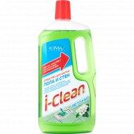 Средство для мытья пола и стен «I-Clean» цветочный, 1 л