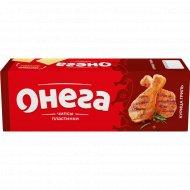 Чипсы «Онега» пластинки со вкусом курицы гриль, 180 г.