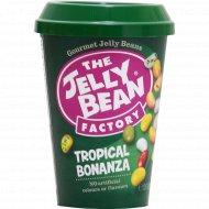 Драже жевательное «The Jelly Bean factory» tropical bonanza, 200 г.