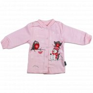 Кофточка детская КЛ.050.001.0.059.055, розовый.