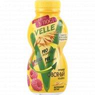 Продукт питьевой овсяный «Velle» малина, 0.4%, 250 г
