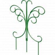Забор садово-парковый «Ажурный» (труба электросварная 10 мм, краска).