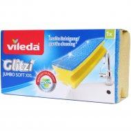 Губка для ванной комнаты «Glitzi» jumbo soft XXl, 1 шт.