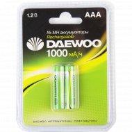 Аккумулятор «Dewoo» 1000 mAh.