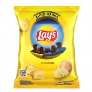 Чипсы из натурального картофеля «Lay's» с солью, 225 г.