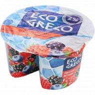Йогурт «Греческий» лесная ягода, 2%, 130 г.