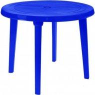 Стол садовый «Алеана» темно-синий, 90 см