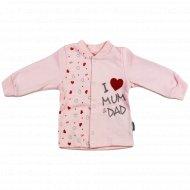 Кофточка детская КЛ.050.001.0.138.055, розовый.