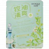 Маска освежающая с маслом чайного дерева «Bioaqua» 30 г.