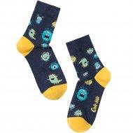 Носки детские «Tip-Tot» темно-синие, размер 18.