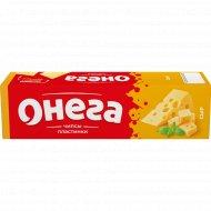 Чипсы «Онега» пластинки со вкусом сыра, 90 г.