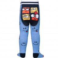 Колготки детские «Tip-Tot» голубые, размер 80-86.