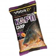 Прикормка рыболовная «Vabik» special на карпа, слива, 1 кг.