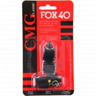 Свисток «Fox-40» черный.