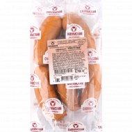 Сардельки из мяса птицы «Аппетитные» высший сорт, вареные, 1 кг, фасовка 0.4-0.6 кг