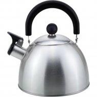 Чайник из нержавеющей стали со свистком 2.3 л.