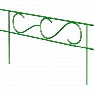 Забор садово-парковый прямой 0,45 м.