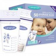 Пакеты для хранения и заморозки грудного молока, 50 шт.