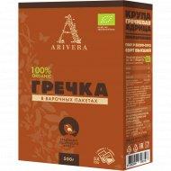 Крупа гречневая «Arivera» в варочных пакетах, 5 х 100 г.