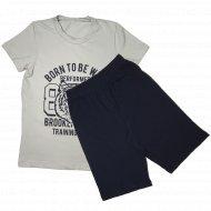 Пижама для мальчика, AN6506.