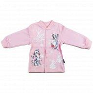 Кофточка детская КЛ.050.001.0.193.055, розовый.
