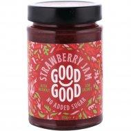 Джем «Good Good» из клубники со стевией, 330 г
