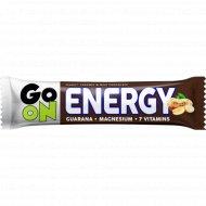 Батончик «Go On Energy» с арахисом и карамелью в молочном шоколаде, 50 г.