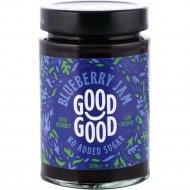 Джем «Good Good» из черники со стевией, 330 г