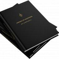 Еженедельник «Orden» Of Masters, AHR01728