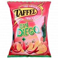 Картофельные чипсы «San Diego » со вкусом томатов 150 г.