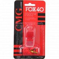 Свисток «Fox-40» пластмассовый.
