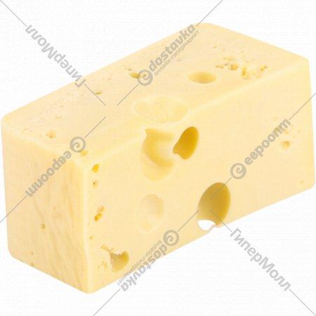Сыр «Алпенер» 45%, 1 кг., фасовка 0.35-0.4 кг