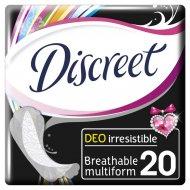 Гигиенические прокладки «Discreet» Deo Irresistible Multiform, 20 шт.
