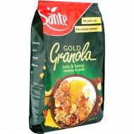 Хлопья «Granola Gold» с орехами и медом, 300 г.