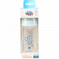 Бутылочка «Canpol Babies» для кормления, антиколиковая, 240 мл.